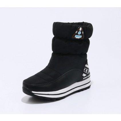 Stylové dámské zimní boty - 3 barvy FashionEU
