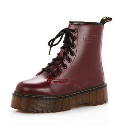 Dámské stylové zimní kotníkové boty - 3 barvy FashionEU