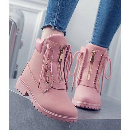 Dámské zimní boty A1 FashionEU
