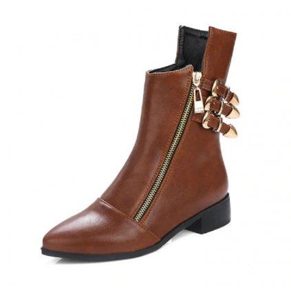 Dámské zimní boty Claudia FashionEU