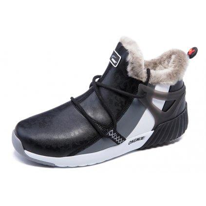 Zimní nepromokavé boty FashionEU
