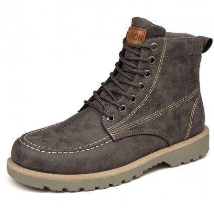 Pánské kotníkové boty FashionEU
