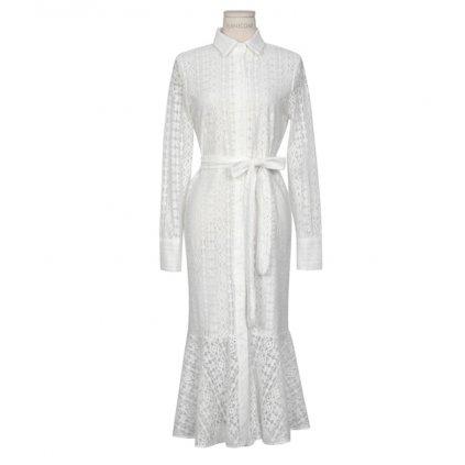 Dámské krajkové šaty FashionEU