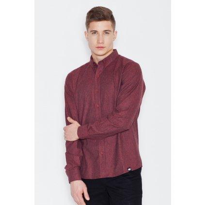 Vícebarevná košile kostkovaná V010 VISENT