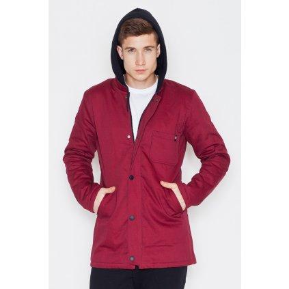 Pánská bunda s kapucí V013 VISENT