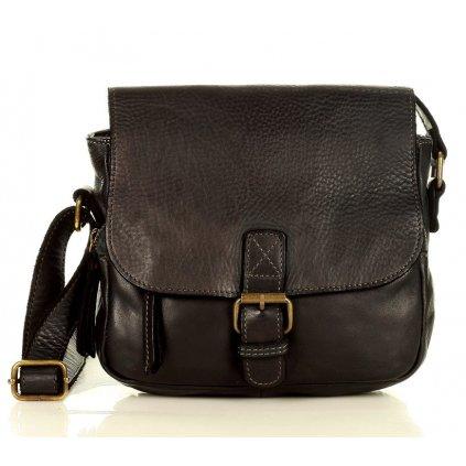 Pánská taška přes rameno handmade brašna kožená