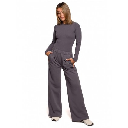 B200 Kalhoty se širokými nohavicemi BeWear