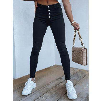 Dámské džínové kalhoty MIDORIA černé Dstreet