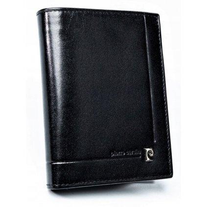 Svislá úhledná pánská peněženka