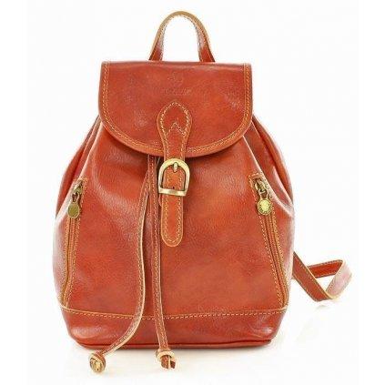 Italský kožený batoh dámský VALENTINO