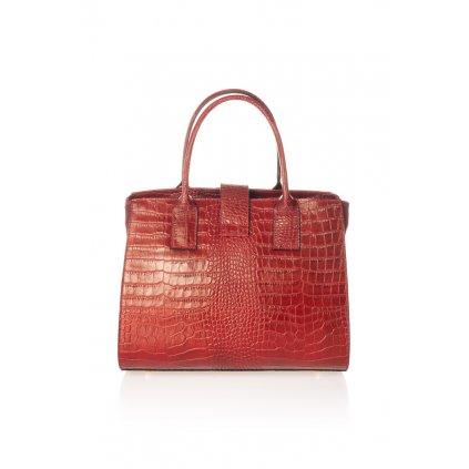 Dámská kabelka LEDA z přírodní kůže Crocco Louisiana