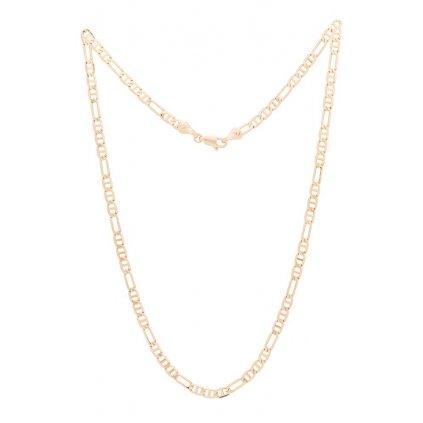 Pozlacený krásný náhrdelník