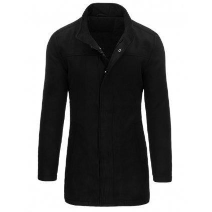 Pánský zimní kabát na zip a druky CX0436