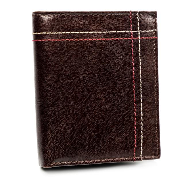 Pánská kožená peněženka Always Wild® Barva: Hnědá
