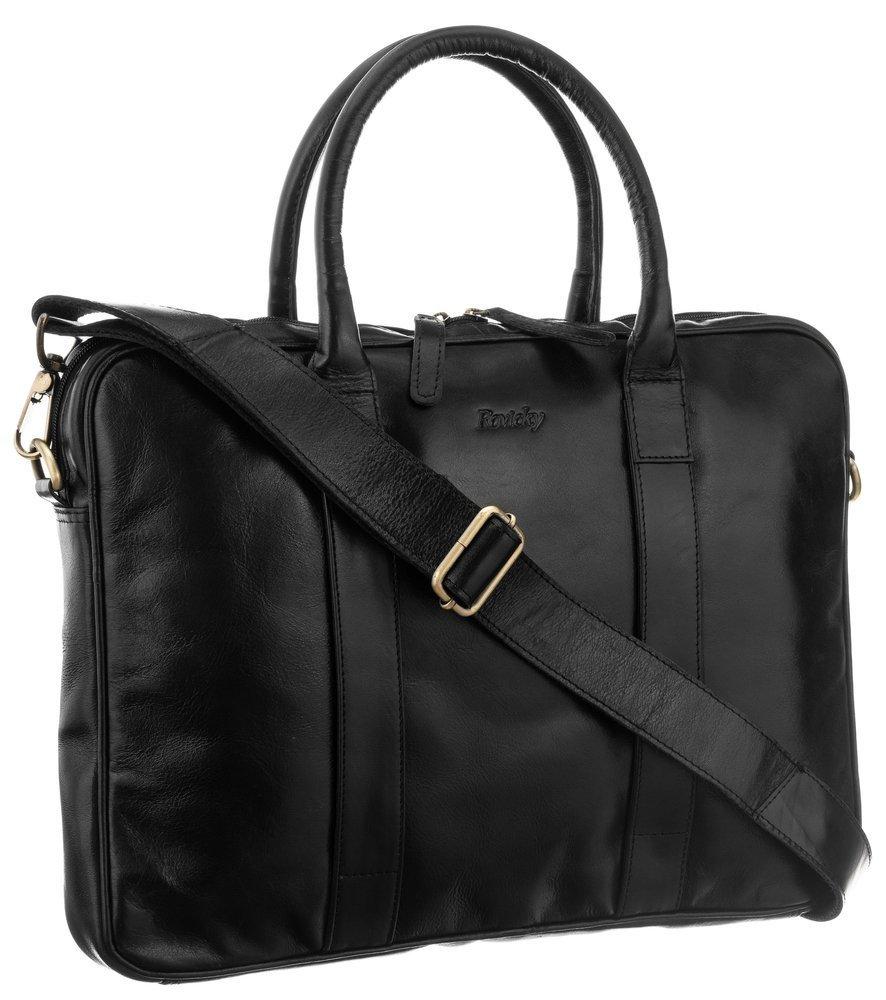 ROVICKY Klasická pánská taška na notebook