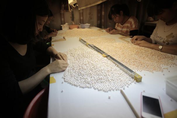 Kultivované perly