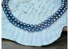 Dvouřadé perlové náhrdelníky