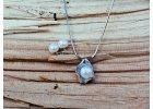 Přívěšek 1 perla