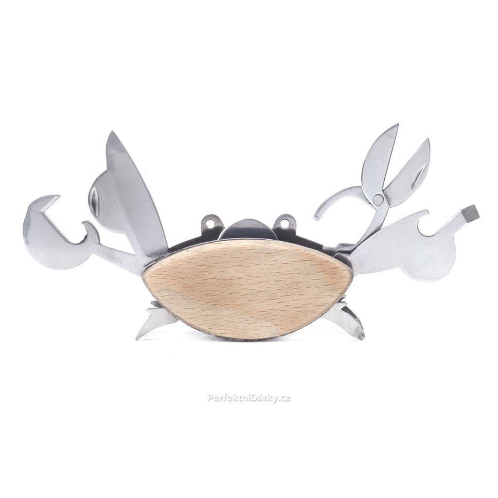 Multifunkční krab - 9v1