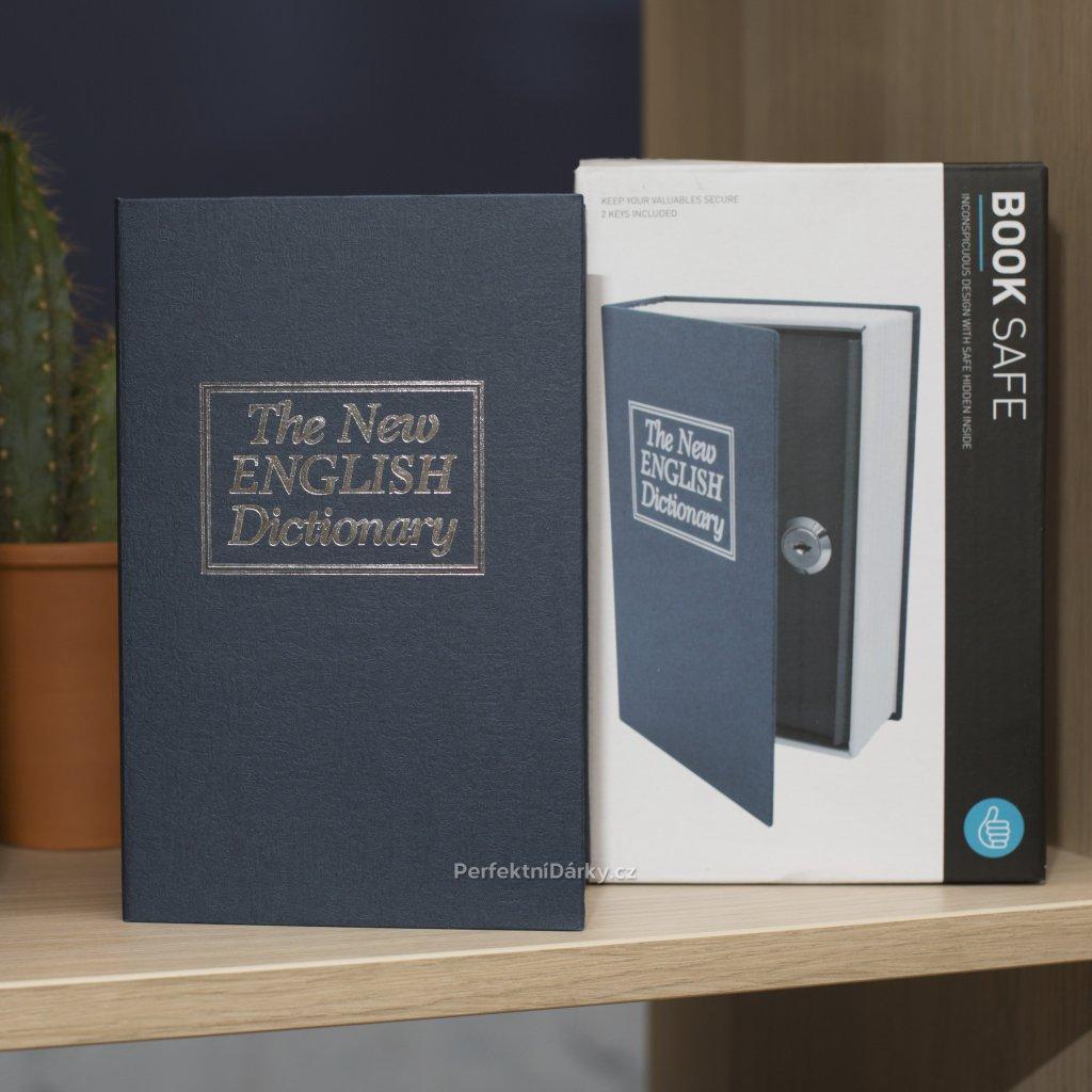 Trezorová kniha