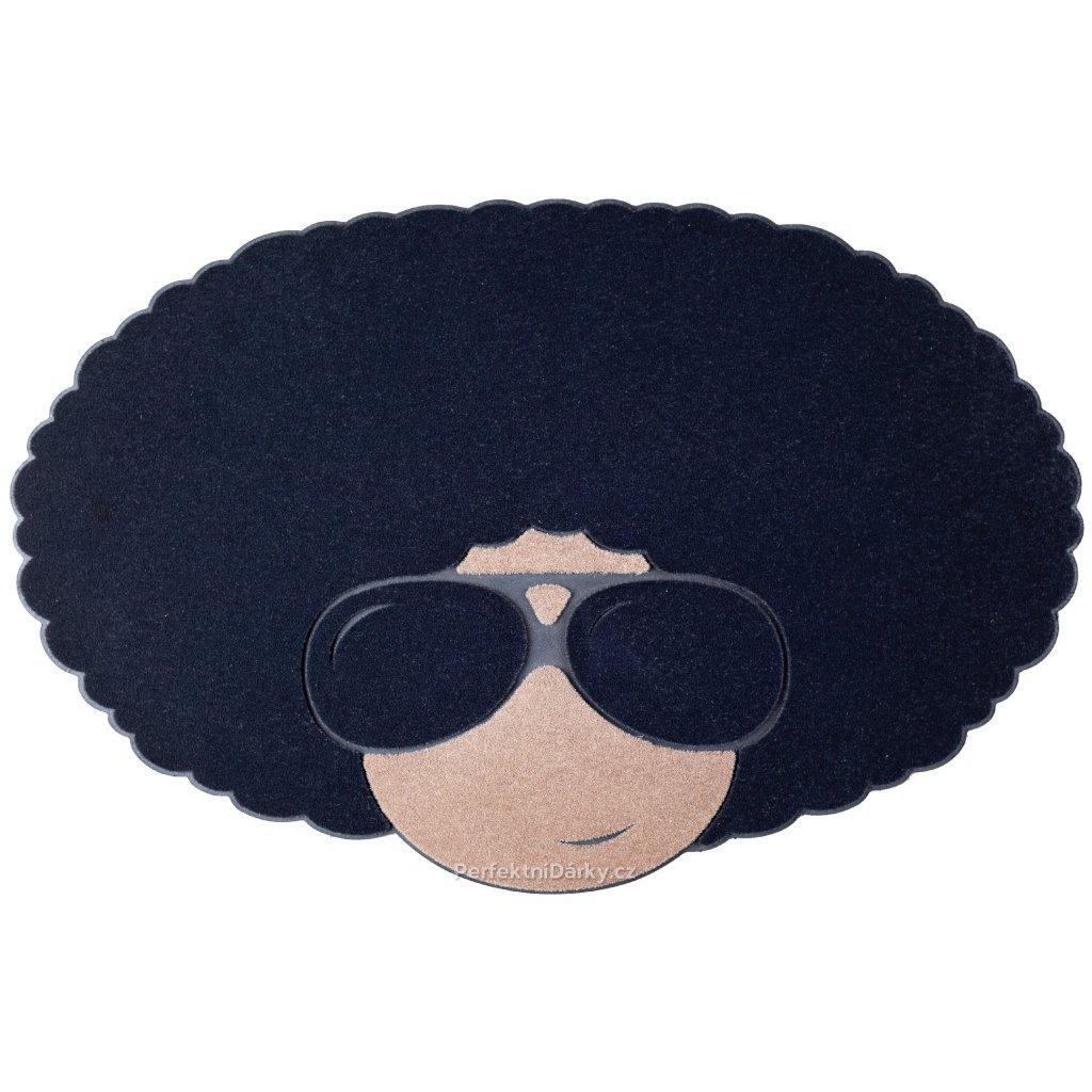 Rohožka Afro