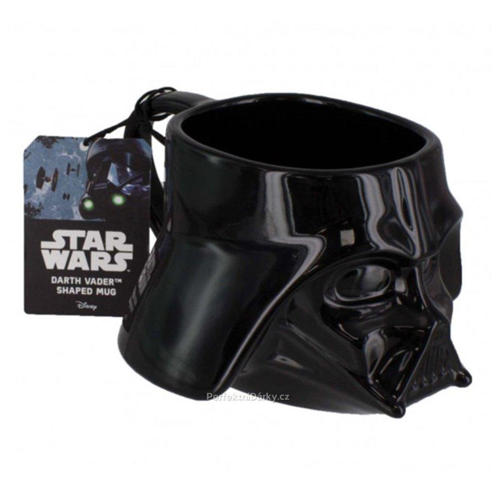 Darth Vader 3D hrnek