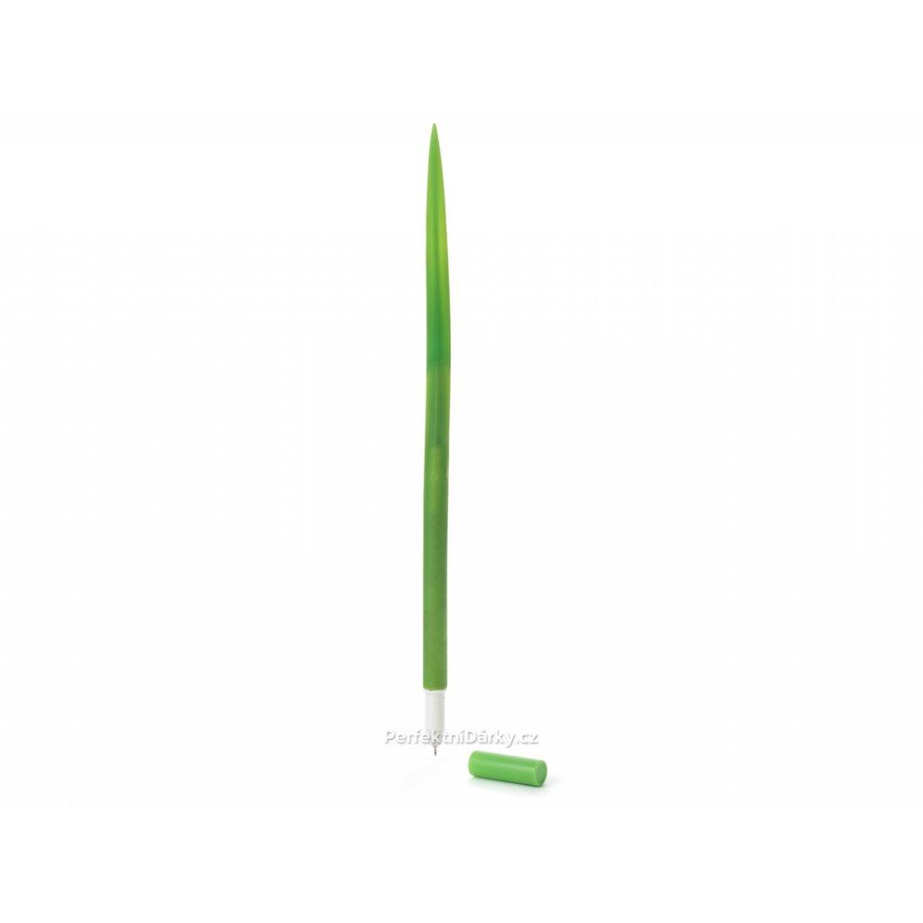 Propiska - stéblo trávy