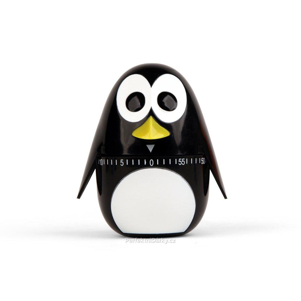 Kuchyňská minutka - tučňák