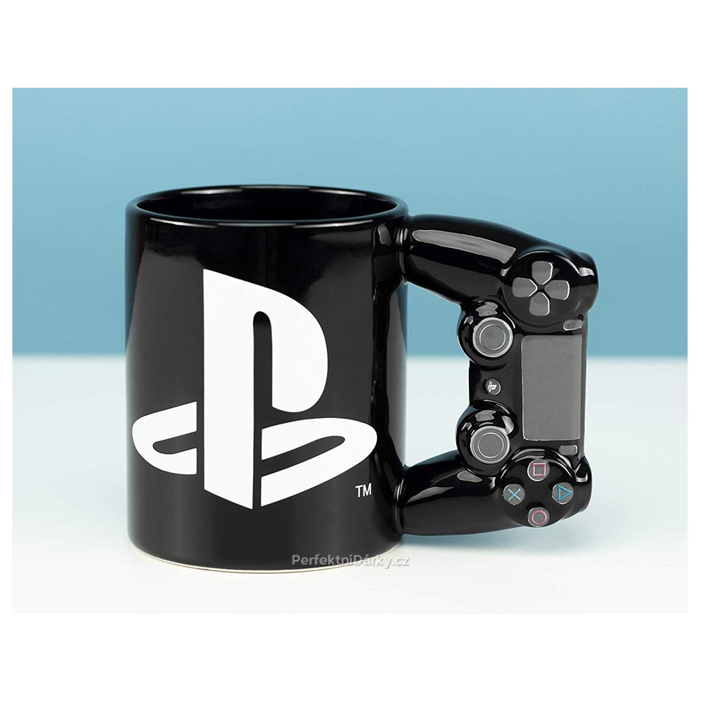 Hrnek Playstation