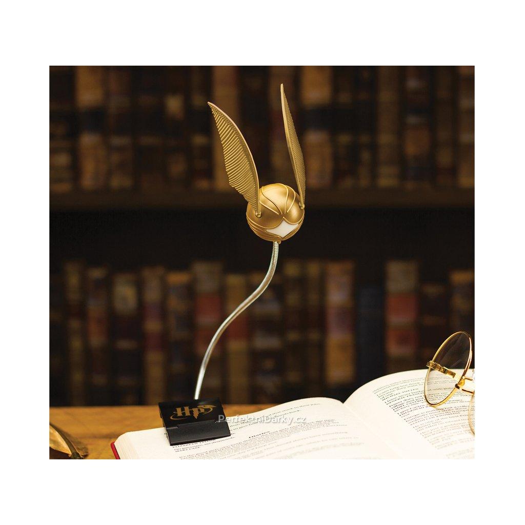Světlo na čtení - Zlatonka
