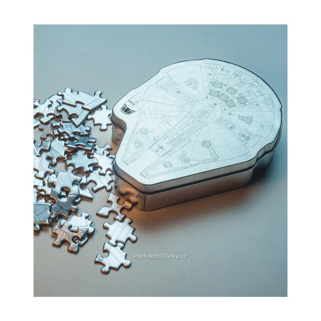 Puzzle Millennium Falcon - Star Wars