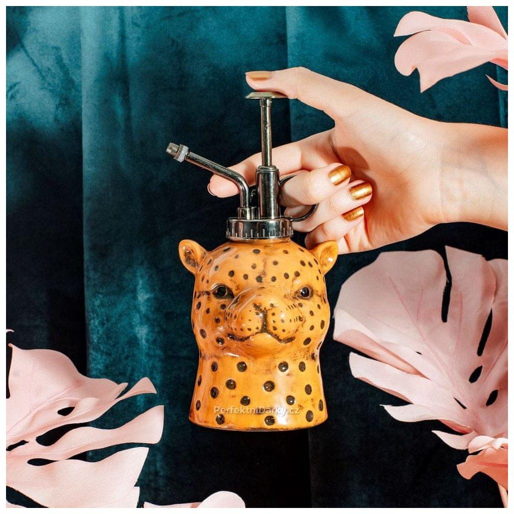 Rozprašovač na květiny - leopard