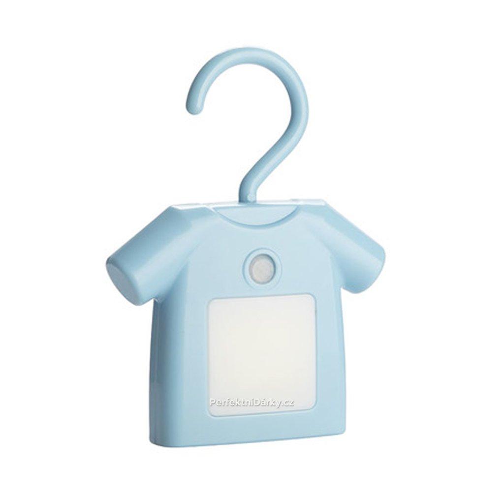 Světlo do skříně - tričko