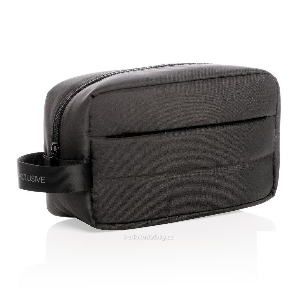 Toaletní taška Nordic - černá