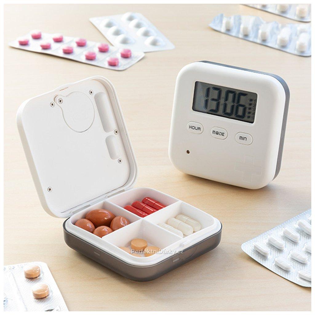 Chytrá krabička na léky