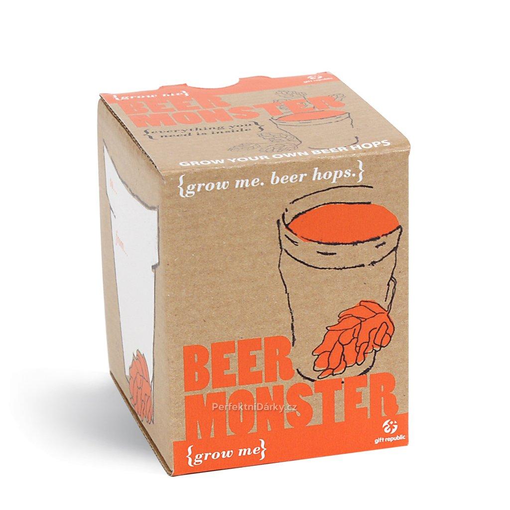 Grow me - pivní chmel