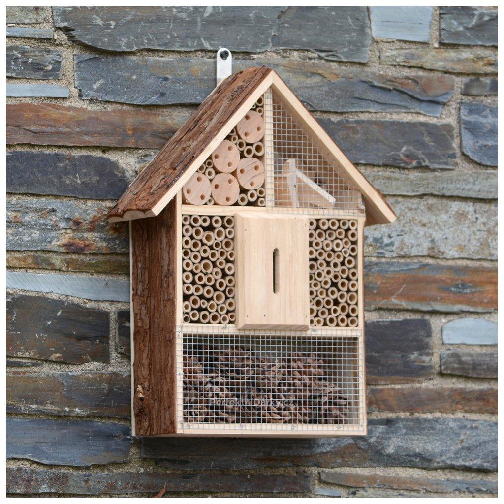 Domek pro hmyz a včely - velký