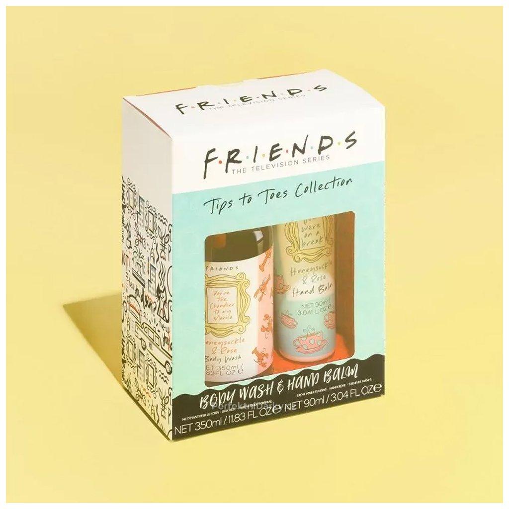 Kosmetická sada pro ženy na tělo a ruce - Přátelé