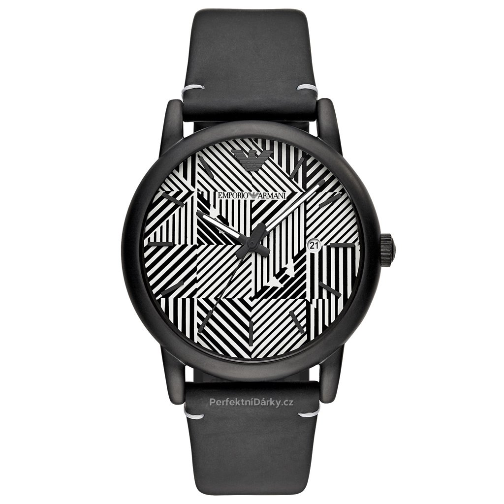 5256 panske hodinky armani ar11136 43 mm