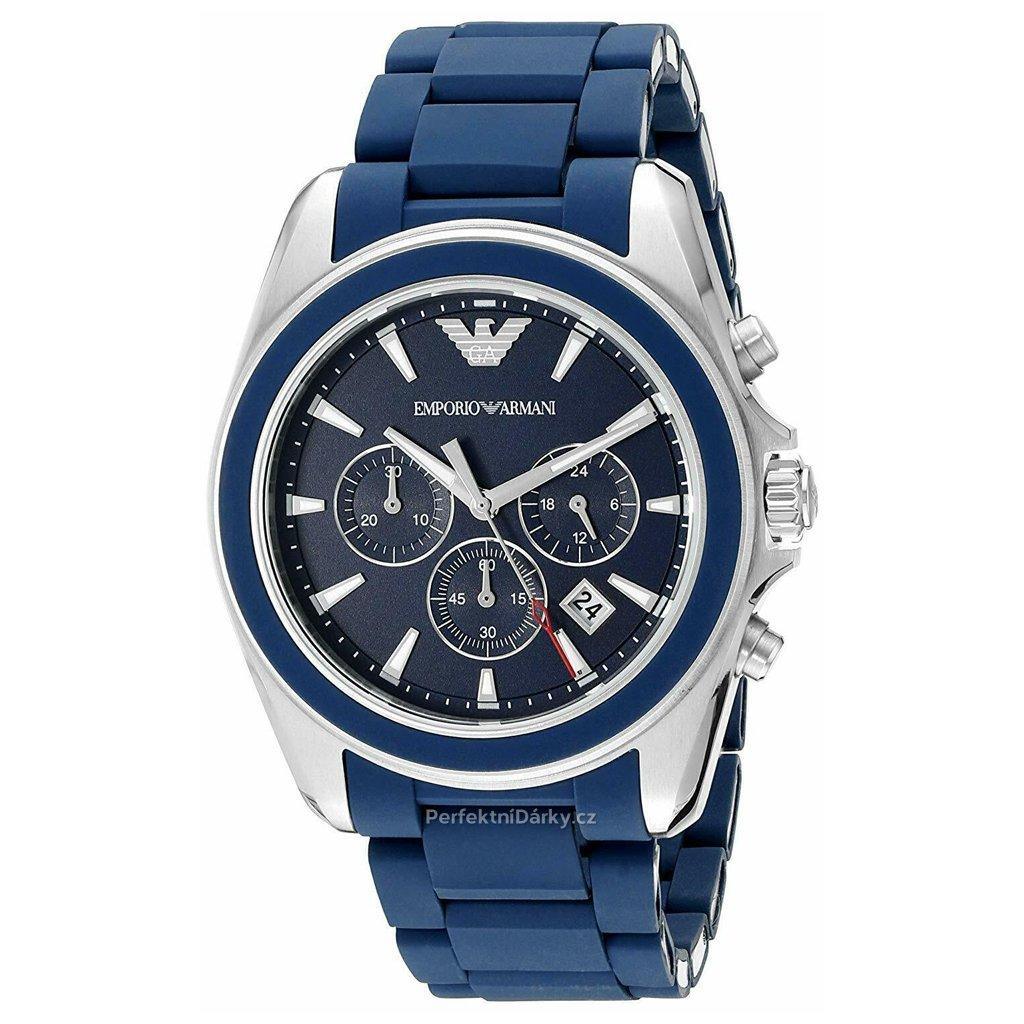 5127 panske hodinky armani ar6068 43 mm