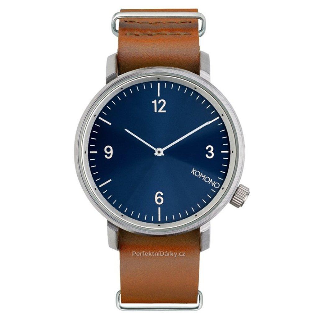 5595 panske hodinky komono kom w1947 45 mm