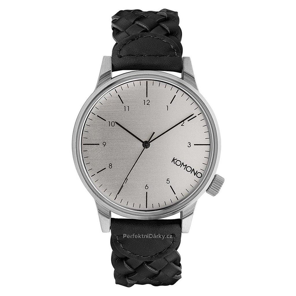 5619 panske hodinky komono kom w2032 41 mm