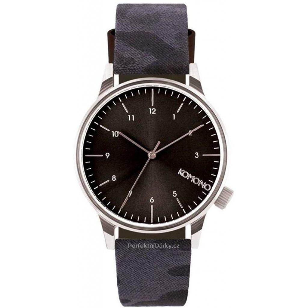 5637 panske hodinky komono kom w2168 42 mm