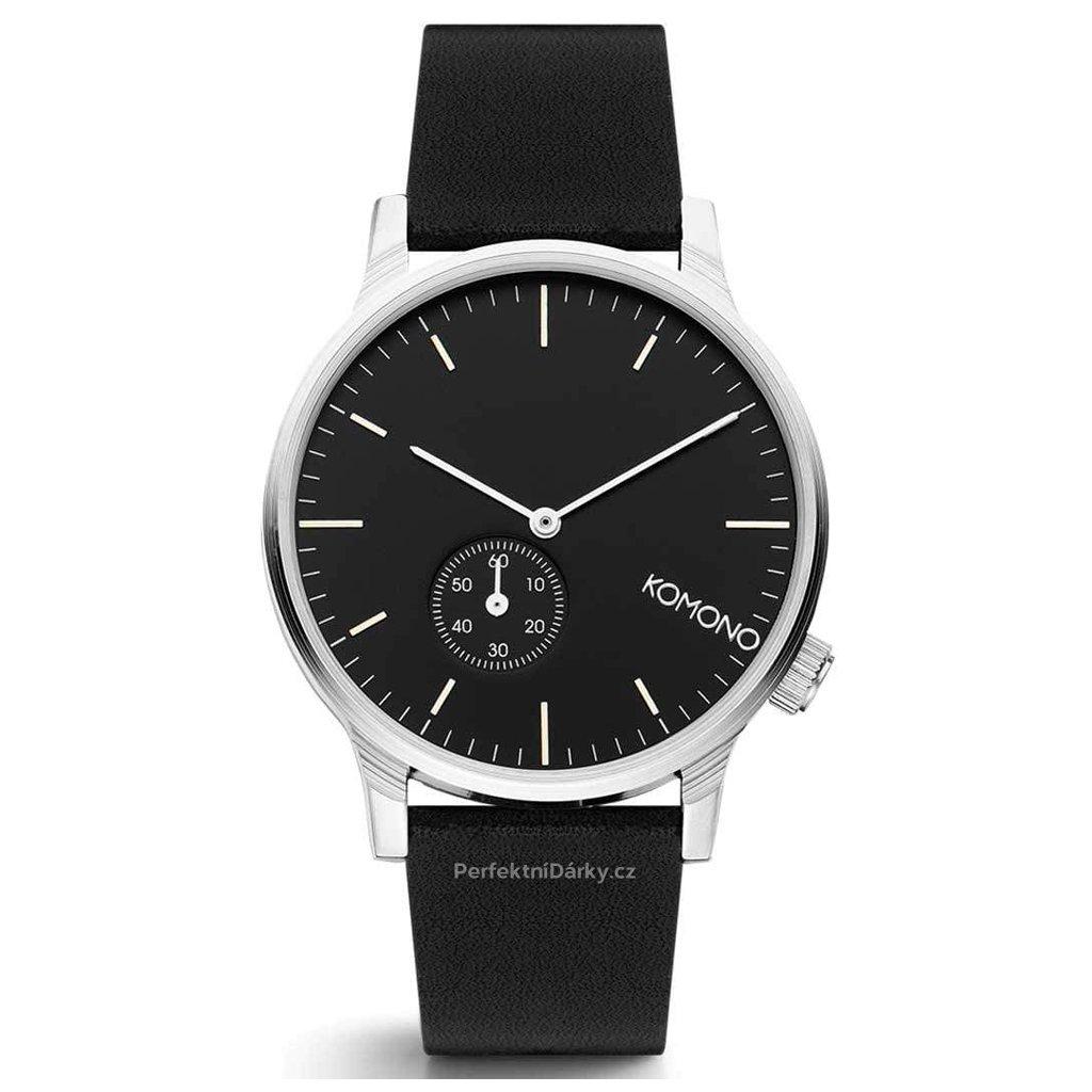 5655 panske hodinky komono kom w3006 41 mm
