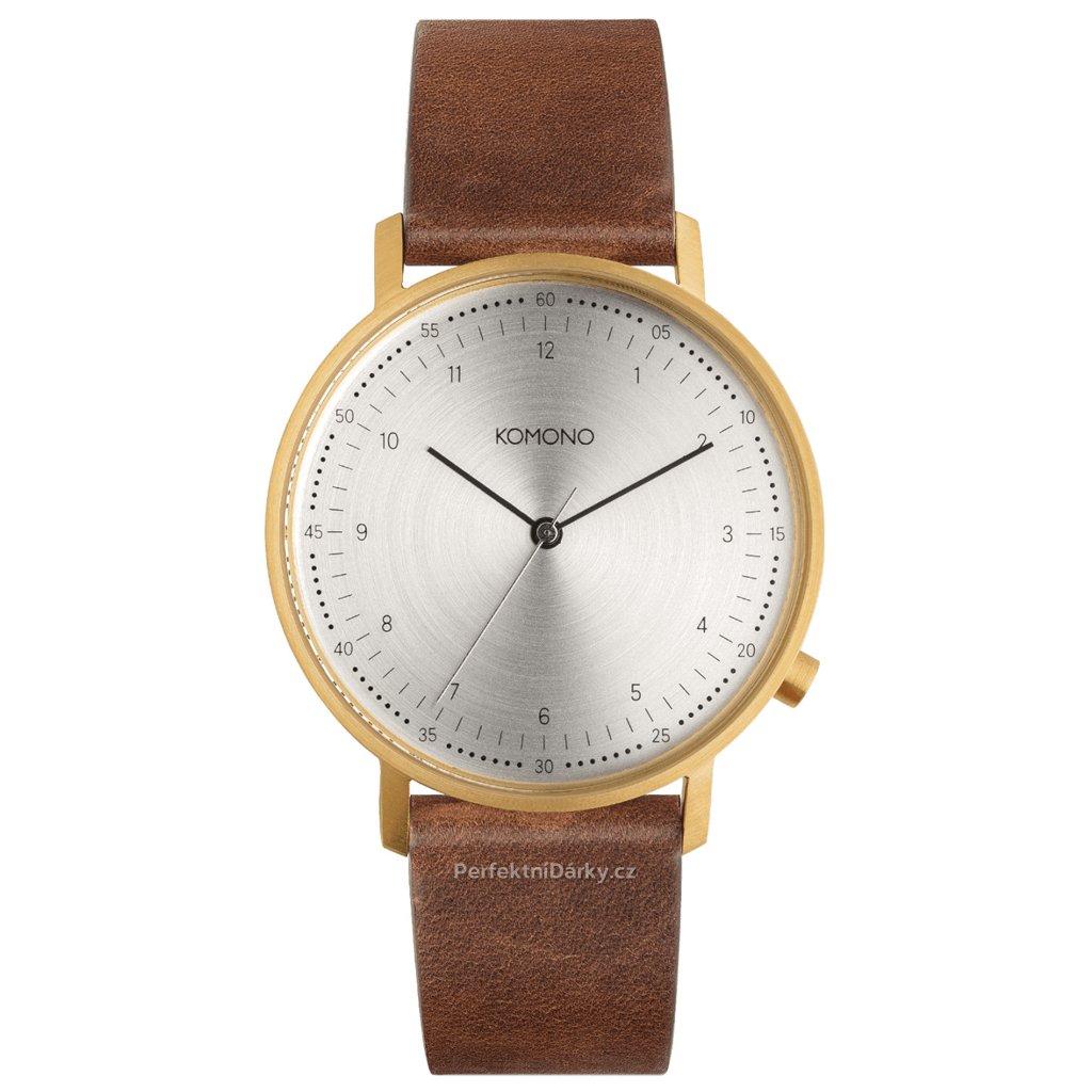 5691 panske hodinky komono kom w4056 41 mm