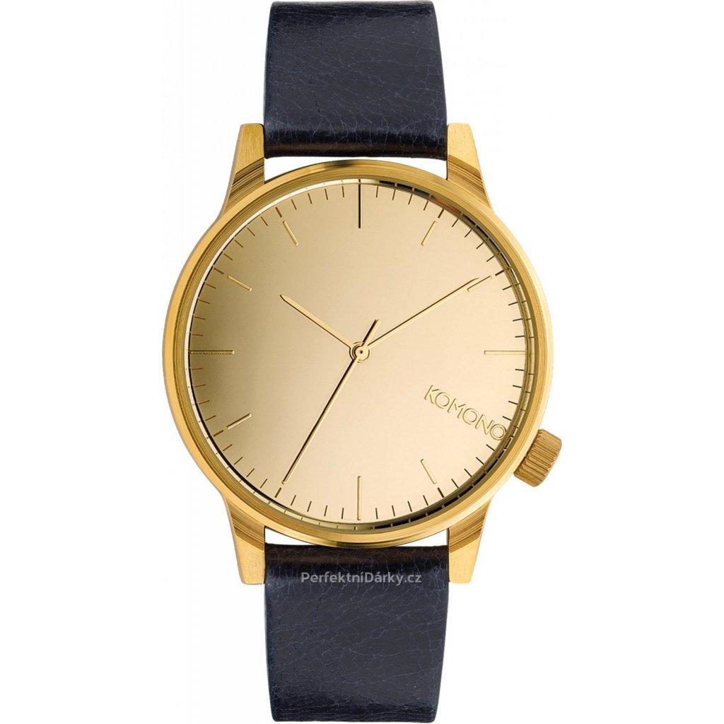 5748 unisex hodinky komono kom w2891 36 mm
