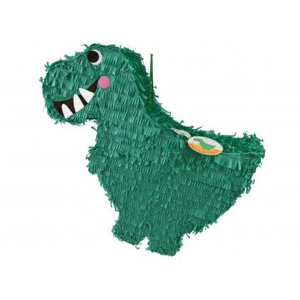 Piňata - dinosaurus