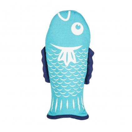 Chňapka ve tvaru ryby