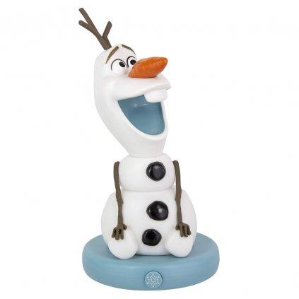 Svítící postavička - Olaf