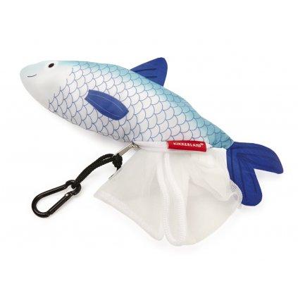 Ekologické sáčky na nákup - ryba